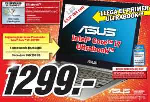 Ultrabook Asus UX31E-RY010V