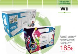 Consola Nintendo Wii