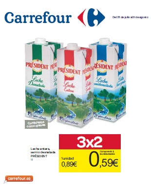 Super Conveniente El Nuevo Folleto De Carrefour Con Hi
