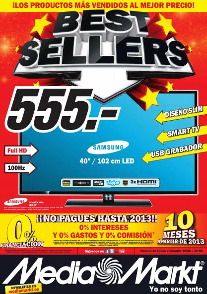 Nuevo folleto de Media Markt