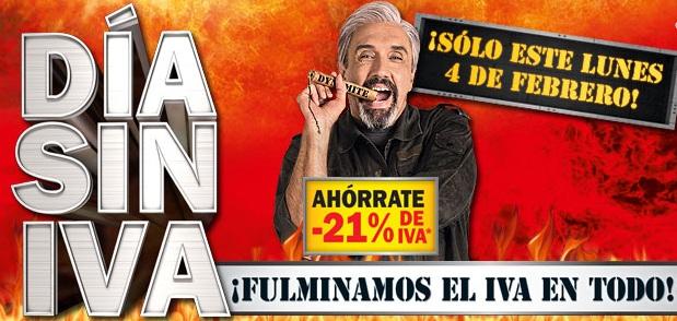 Día sin IVA - Media Markt - 4/2/2013
